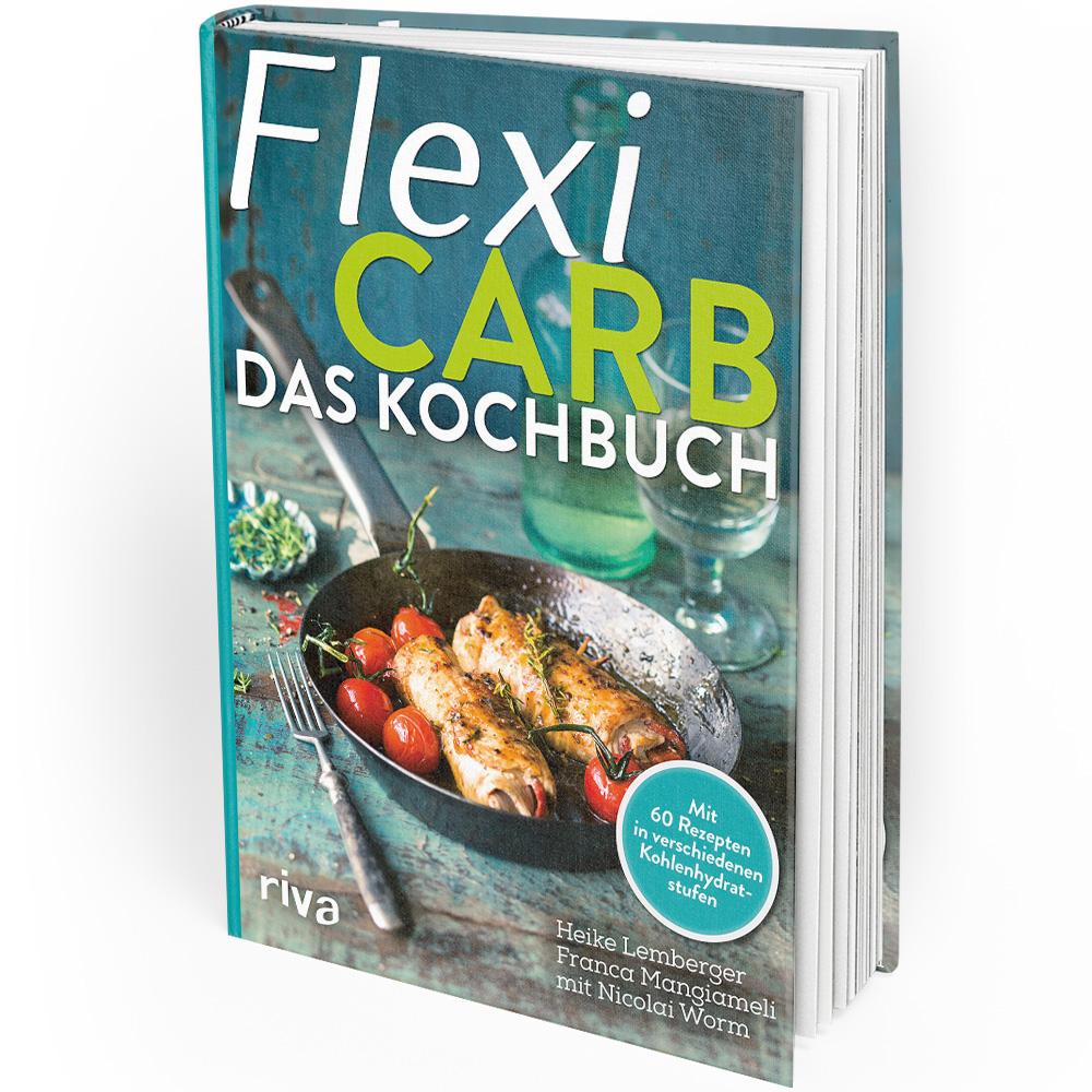 Flexi-Carb - Das Kochbuch (Buch)