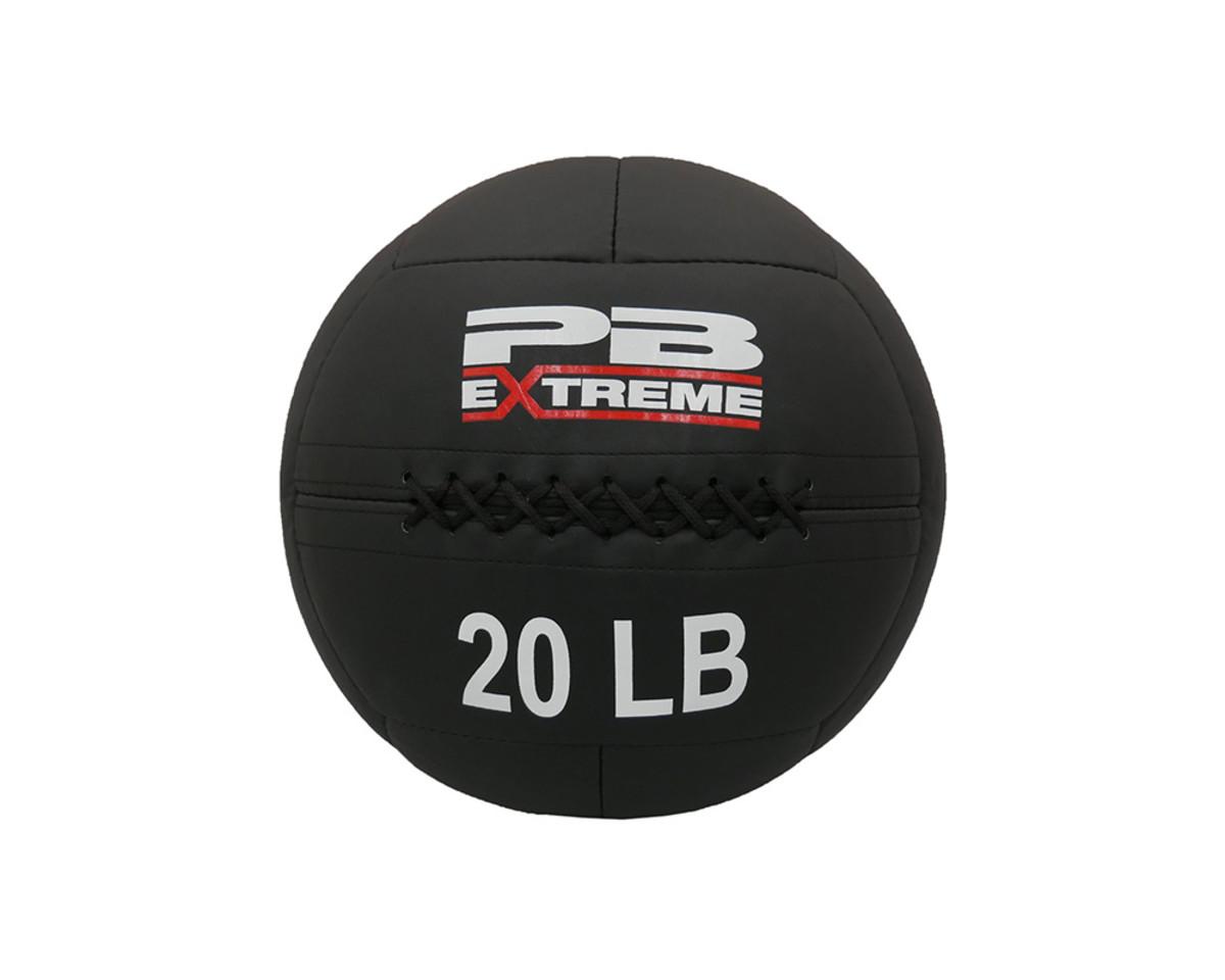 PB Extreme Soft Elite Medizinbälle - schwarz 30 lbs (13,6 kg)
