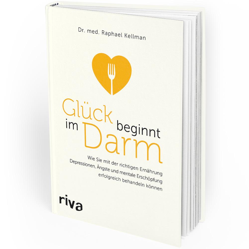 Glück beginnt im Darm (Buch)