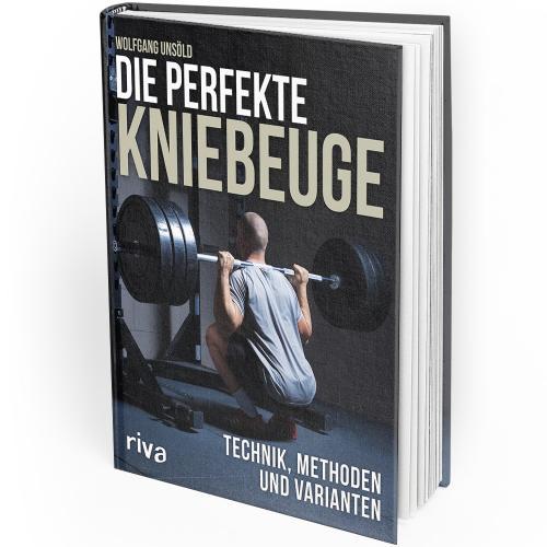 Die perfekte Kniebeuge (Buch) Mängelexemplar